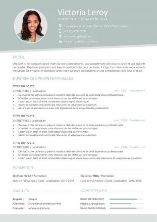 modele-de-cv-barcelone-pret-a-remplir-word-207b