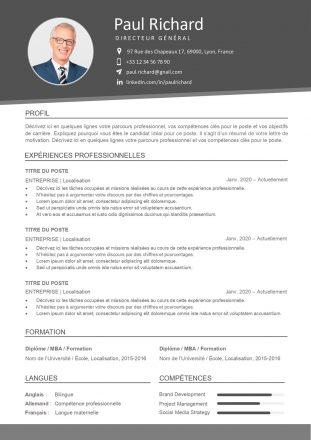 modele-de-cv-barcelone-pret-a-remplir-word-207c