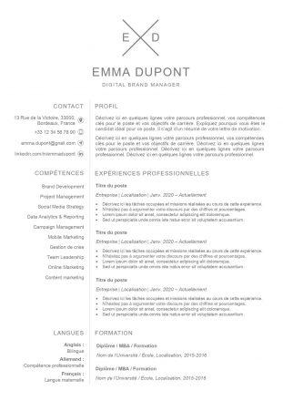 modele-de-cv-londres-pret-a-remplir-word-2010a